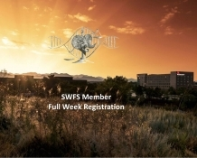 Member Registration- Full week –  SWFS 2019