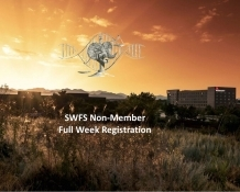 Non-Member Registration-Full week –  SWFS 2019